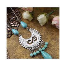 Tibetan Silver Vintage halsband
